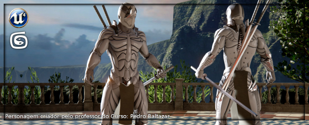 UE4 Personagens