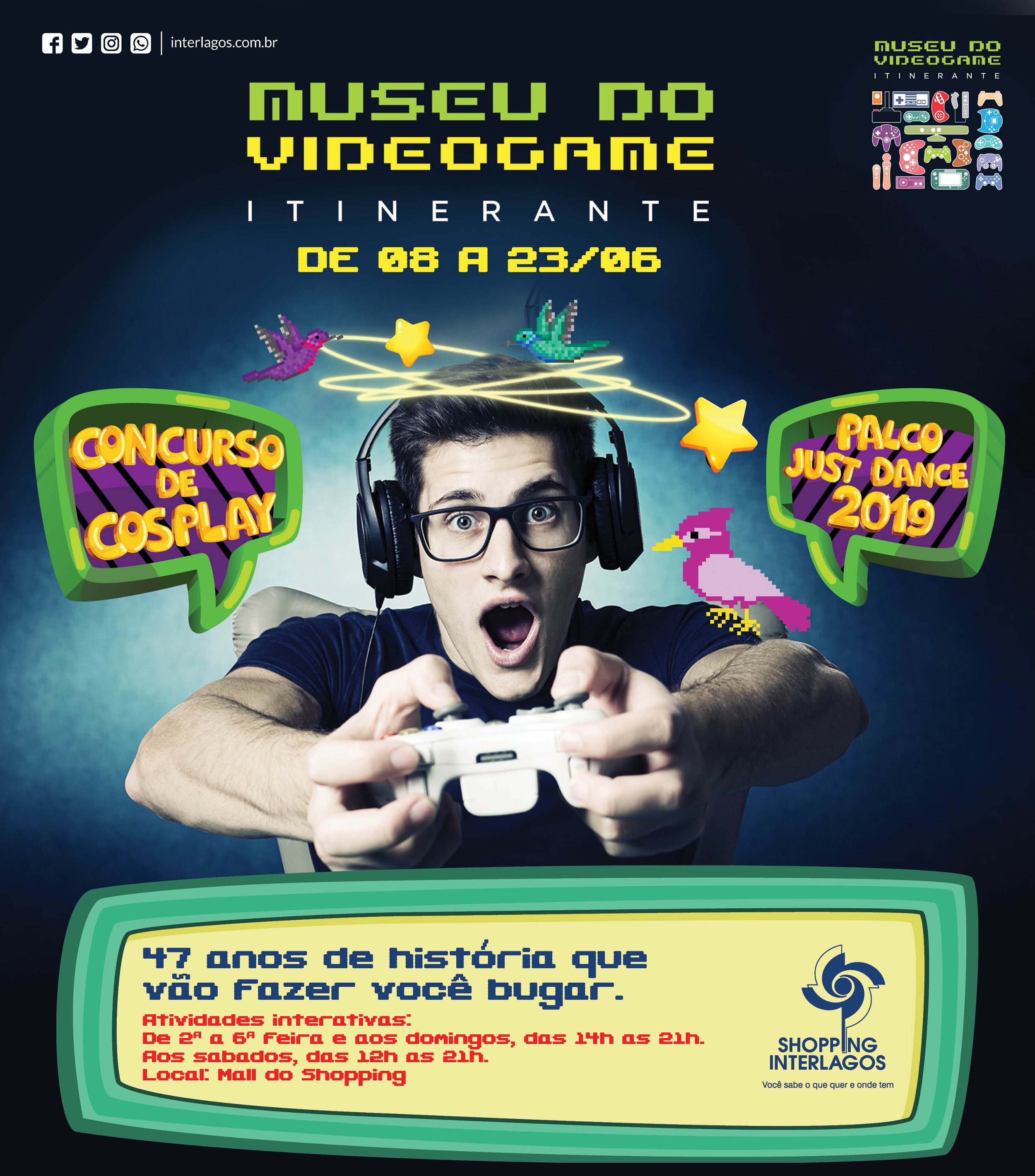 Museu do Vídeo Game